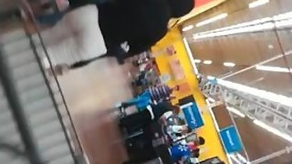 Sexy white pants In Walmart Ford
