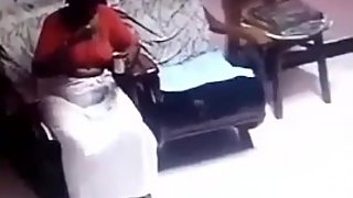Tamil Mature sister dress change 1 cctv