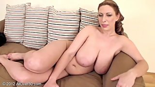 Salinas Interview with Hot Mature BBW