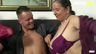 AmateurEuro - Mature German Grannies Share Their Hubbies