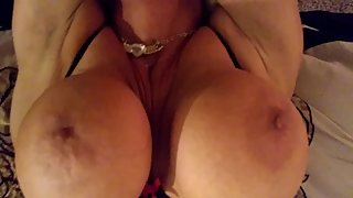 HARLEY GIRL HUGE BEAUTIFUL TITS BOUNCE OUT OF CONTROL FUCKED ROUGH CRYING