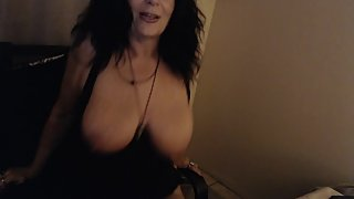 LIVE PHONESEX and smoking w/  foot & titty play- confessing Taboo Truths