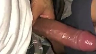 Native American wife gives good head and loves when daddy hits it