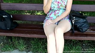 One summer day - Amateur Milf DanaGrace