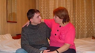 Slideshow with Finnish Captions: Russian mom Darina 4