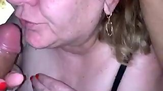 Ronda fultzie awesome blowjob