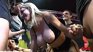 Young broken milf total brutal good gangbang