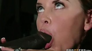 Janet Mason and a black cock