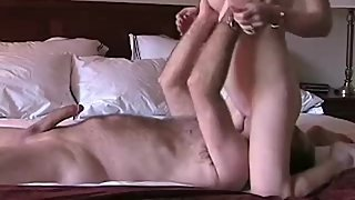 Wild GILF Loves Hard Cock Now