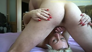 StepSon Makes Mom Fuck