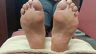 Teacher's Feet