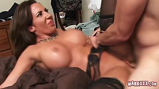 Big Booty Milf Enjoys Hardcore Sex With a Big Cock