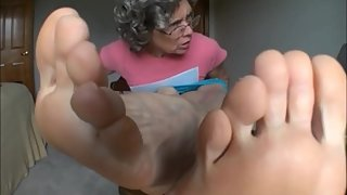 Granny's Hypnotic Stinky Feet