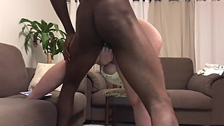 Amateur Bbw pawg Blow job: she triggered my vain I jumped on the ass direct