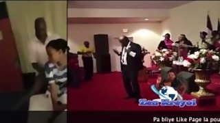 Pastor having sex with church sister
