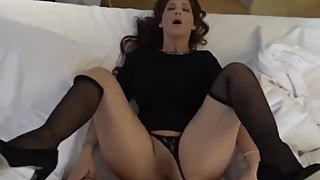 Naughty american mature fucked hard by stranger in Europa for the money