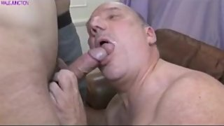 Malejunction - Big Daddy Taking Big Dick