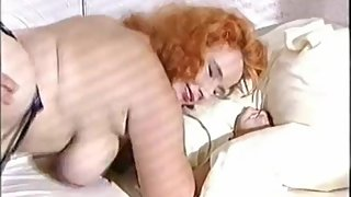 German Big Ass Redhead - Angelika Benz - Angelika Hanf