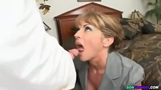 a desperate mature girl with big tits