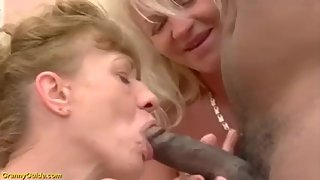 2 Mature Enjoying DaddyТs BBC