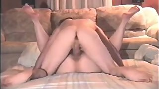 Taboo mom and step-son