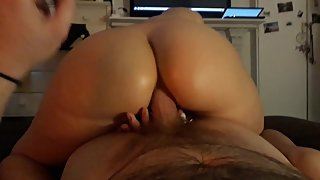 European couple anal pov homemade amature booty